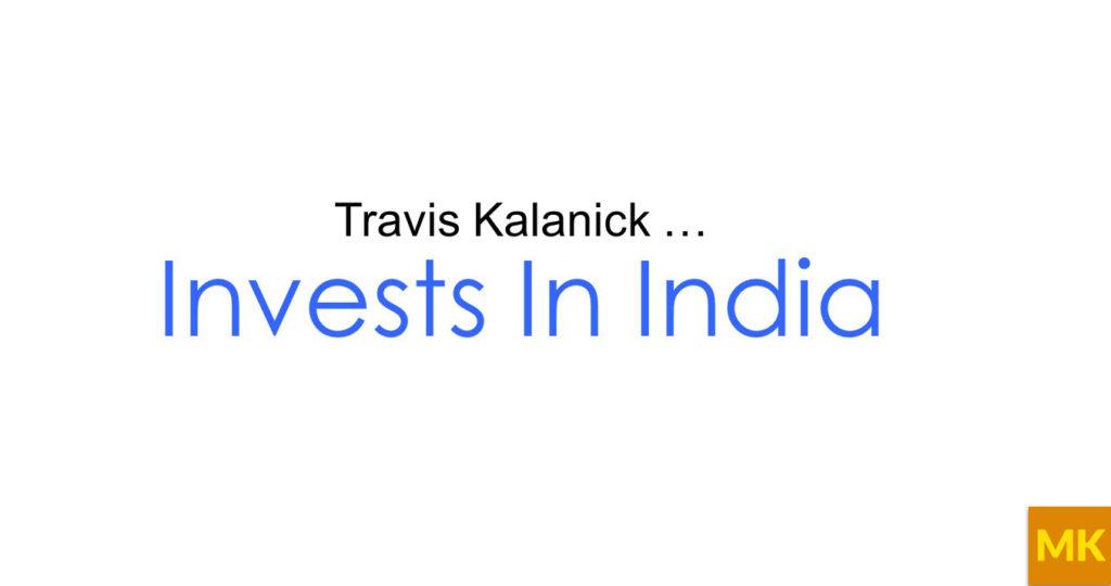 Travis Klanick Cloud Kitchen